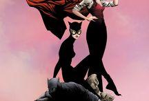 Artwork / Interesting batman art