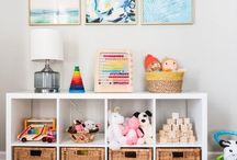 Ideas for playroom and new home