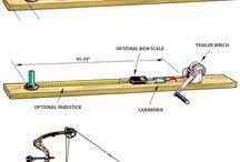 Измерение параметров лука