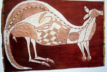 The Kangaroo in Australian Art