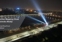 Projection Mapping Show