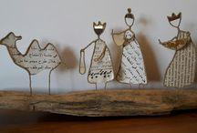 papierdrahtfiguren