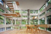 Architecture / by Henri Kuschkowitz