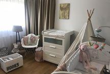Children room for girl