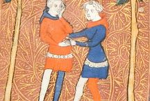 Medieval: Hairstyles for men
