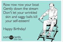 Birthday Posts - Funny