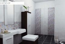 Fürödjünk / Ötletek fürdőszobára