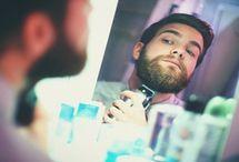 Men's Beard Styling