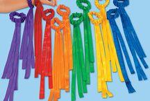 Preschool programme resources