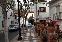Rejser / Benalmadena Pueblo, Malaga