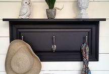 Timber kitchen Door uses
