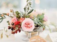 Wedding - Flowers / les Fleurs / great ideas for wedding's flowers des idées sympa pour les fleurs du mariage