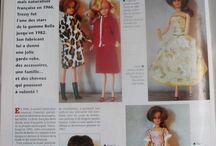 poupées diverses couture tricot chaussures et bricolage