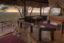 Northern Kenya / Check out thee of our favourite propeties in the North of Kenya: Elsa's Kopje, Joy's Camp and Loisaba