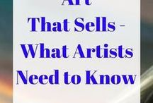 how to promote art