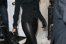 Look en pantalon noir
