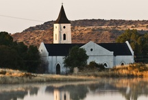 Philippolis / The Karoo is so quiet that even God comes here to think!