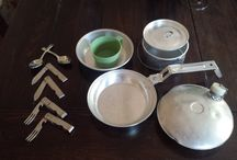 My Vintage Finds / Here are some of the wonderful vintage things I have found in my travels.