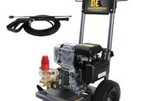 Top Small Gasoline Pressure Washers / The pressure washer experts at Pressure Washers Direct have created a list of their recommended small gasoline pressure washers to help consumers.