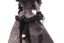Amazing Gothic Dolls