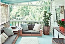 Porches and Patios / by Greentea Design