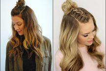 Friday hair ideas