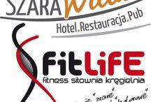 FitLife / Szara Willa / By każdy dzień był wyjątkowy By życie prawdziwie słodko smakowało By zasypiać w centrum Opola