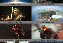 PS4 Games / Covering all the exiting new games for the PS4 / by PS4 Experts