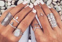 anillos de plata artesanales y de+...