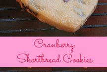 Baking - cookies cakes and brownies