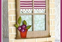 window cards / by Dawn Copeland