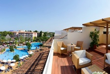 Viva Blue / Hotel In Playa de Muro, Mallorca. It is an ideal hotel for families, couples, groups of friends and sports enthusiasts.