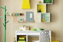Home Decor - Kids Study / Childrens study table and study area