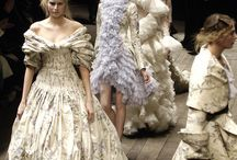 ultimate love for Alexander McQueen
