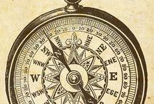 Kompass o.ä.