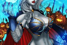 Lady death rocks! / by Latrilla Connell