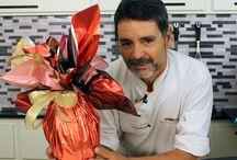 EXPOHOBBY TV - Huevo de Pascua - Roberto Goni - Chocolatería