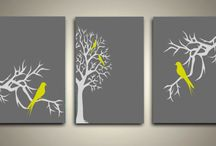 Canvas Ideas / by Gamble McCown