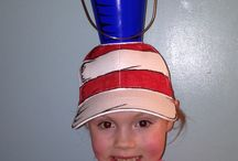Dr suess hat day ideas