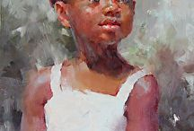 paintings: portraits