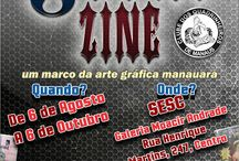 Eventos / Eventos realizados pelo Clube dos Quadrinheiros de Manaus na cidade.