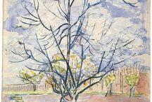 van Gogh aquarela
