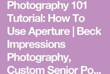 photo tutorials