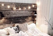 Bedroom ideas / The best place in the universe; your bedroom.