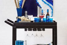 BAR CART / by Wine Glass Writer