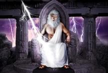 MYTHICAL GODS
