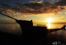 Punta Arenas ciudad bella / Bella cuidad al Sur de Chile