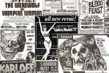 Grindhouse collage