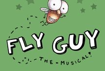 Fly Guy the Musical - A World Premiere! / Playing April 8-May 7, 2017 at the Freight & Salvage in Berkeley, May 13-14, 2017 at the Dougherty Valley Performing Arts Center in San Ramon, and May 20-June 11, 2017 at the Children's Creativity Museum Theater in SF. Based on the books by Tedd Arnold. Book, music, and lyrics by Austin Zumbro. Directed by Nina Meehan.