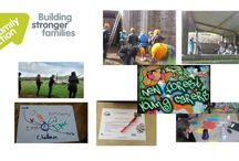 Some of the Young Carers Groups we work with